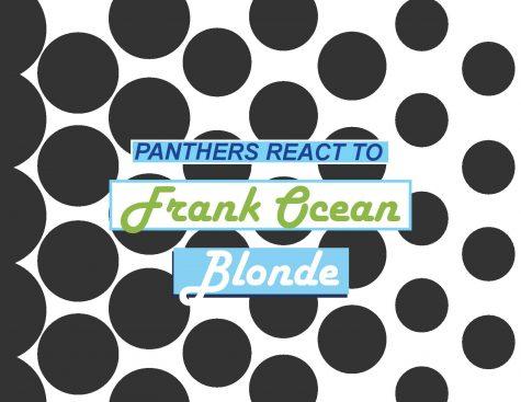 Panthers react to Blonde