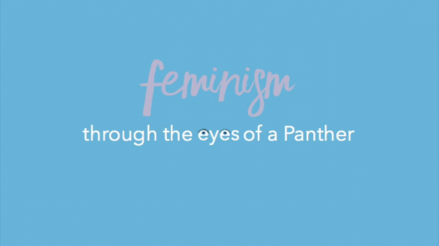 Feminism through the eyes of a Panther