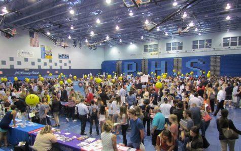 A recap of the 2016 college fair