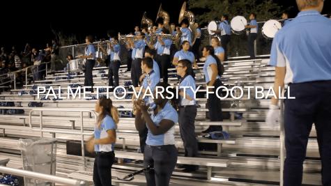 2016 Panther football: week eight