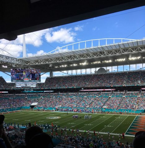 Dolphins season ends abruptly but future remains bright