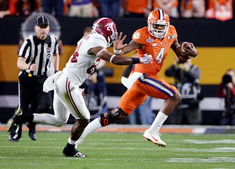 Previewing tonight's College Football Playoff National Championship