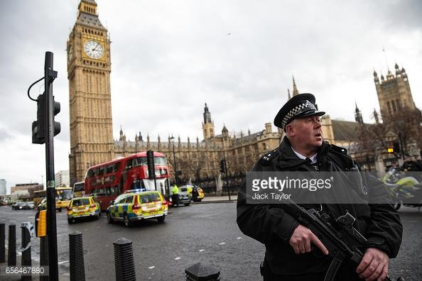 BREAKING NEWS: UK Parliament under attack