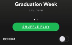 Countdown to Graduation Day 4: Grad Week Playlist
