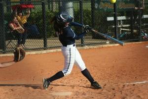 Softball team takes swings toward success