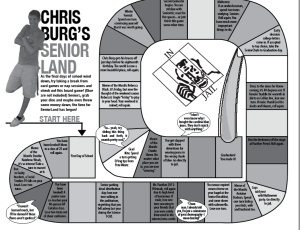 Chris Burg's Senior Land