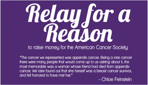 Relay for a reason