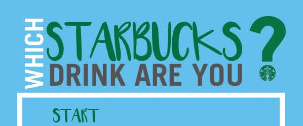 Which Starbucks Drink Are You?