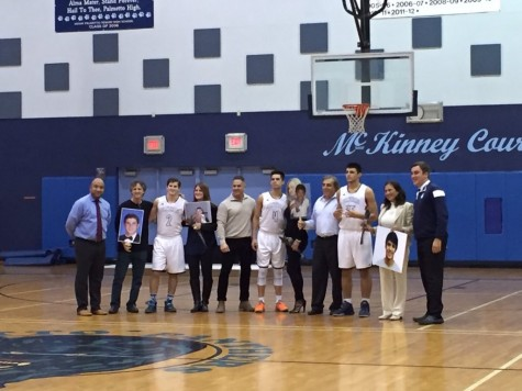 Seniors Hit the Court One Last Time