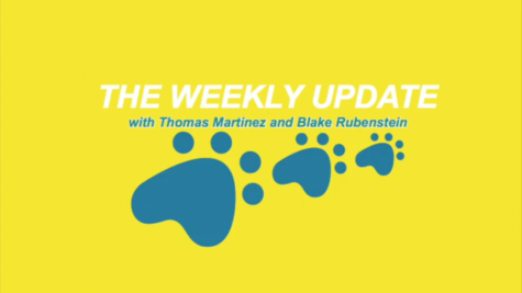 The Weekly Update with Thomas Martinez and Blake Rubenstein (10/28)