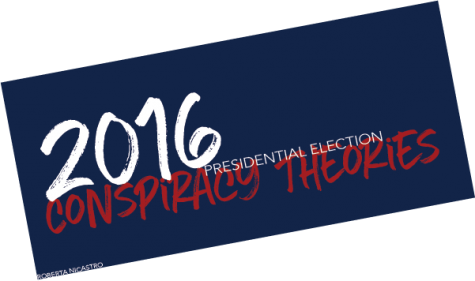 Election conspiracy theories take center stage
