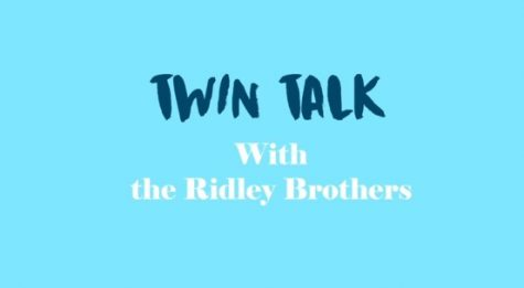 A twin talk with the Ridley brothers