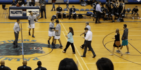 ICYMI: Panthers basketball Senior Night vs. Coral Reef (1/19)