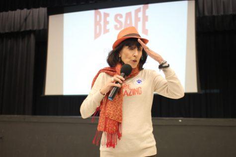 Guest speaker educates students on gender