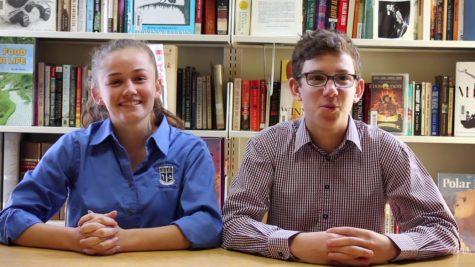 The Weekly Update with Benjamin Spiegelman and Mia Zaldivar: Episode I
