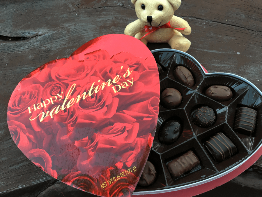 Day 1: The history of Valentine's Day