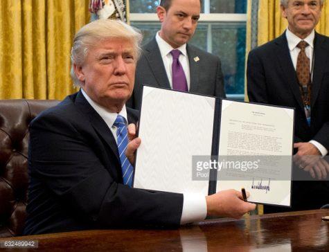 Trump nullifies the Clean Power Plan