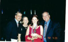 Jen Namoff: Fulfilling a legacy