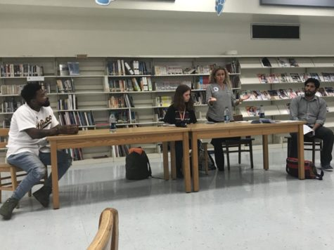 Activists Teach Palmetto Students How To Protest Effectively