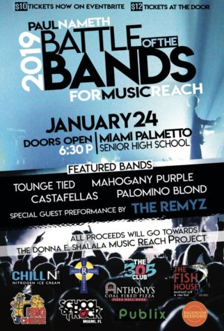 The 2nd Annual Battle of the Bands