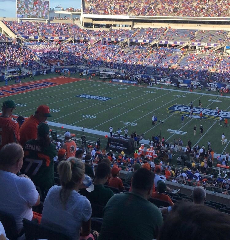 UM vs. UF 2019 Football Game Recap