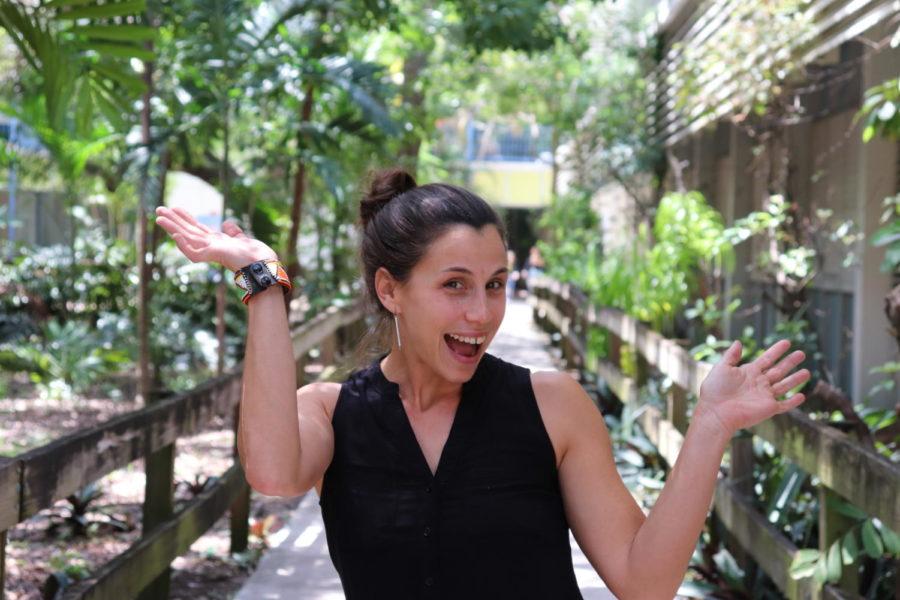 Ms. Laura Aviles