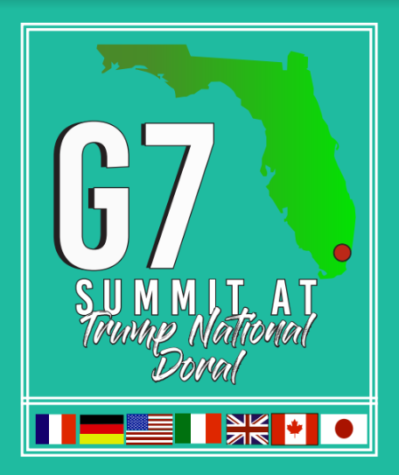 2020 G7 Summit at the Trump National Doral Miami