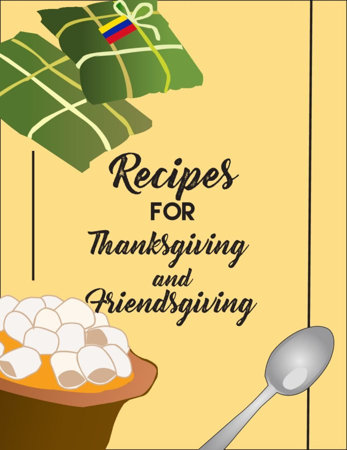Fun Recipes for Thanksgiving and Friendsgiving
