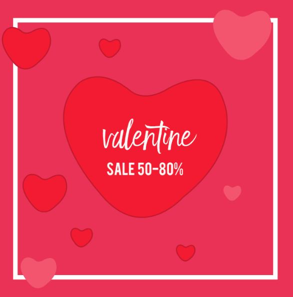 14 Days of Love Day 8: Valentine's Day Promotions and Sales