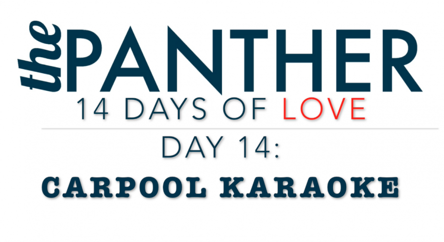 14 Days of Love Day 14: The Panther Does Carpool Karaoke (Part 2)
