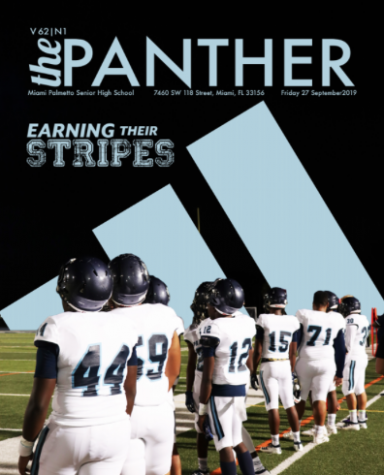 The Panther 2019-2020 Issue 1: Earning Their Stripes