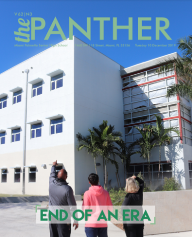 The Panther 2019-2020 Issue 3: End of an Era