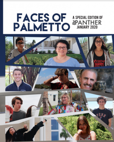 The Panther 2019-2020 Issue 4: Faces of Palmetto