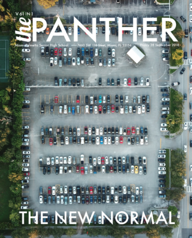 The Panther 2018-2019 Issue 1: A New Normal