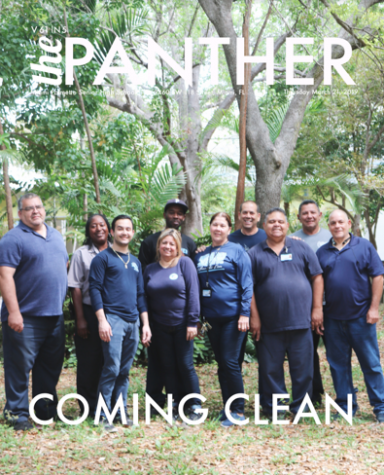 The Panther 2018-2019 Issue 5: Coming Clean