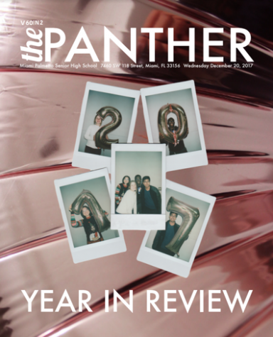 The Panther 2017-2018 Issue 2: Year in Review