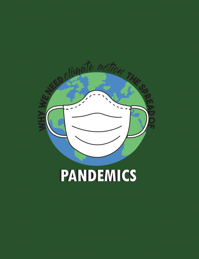 Pandemics and Climate Change