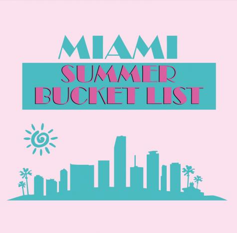 Summer 2020 Bucket List