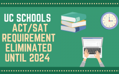 UC Schools Eliminate SAT and ACT Requirement Until 2024