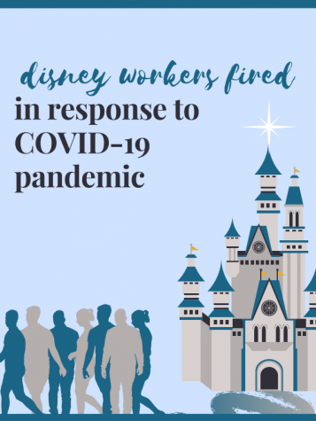 28,000 Disney Workers To Be Fired in Response to COVID-19
