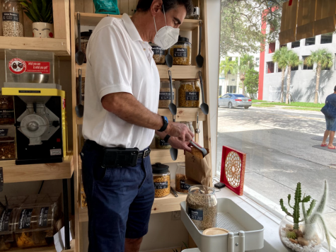Verde market is a zero waste bulk store located in Wynwood and South Miami.