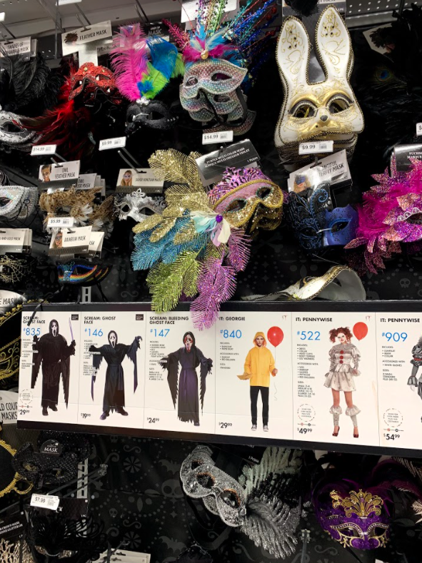 Halloween may look a little different in 2020, but there are still plenty of options for costumes this year.