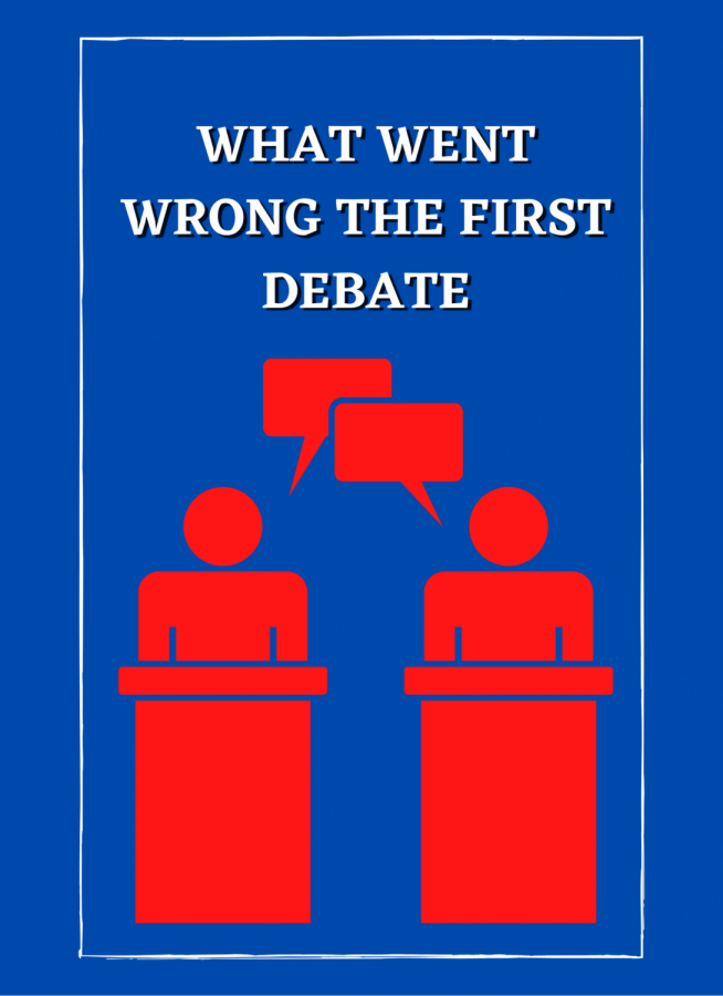 What Went Wrong in the First Debate