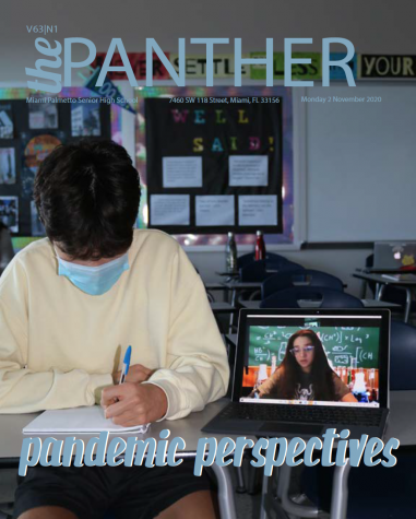 The Panther 2020-2021 Issue 1: Pandemic Perspectives