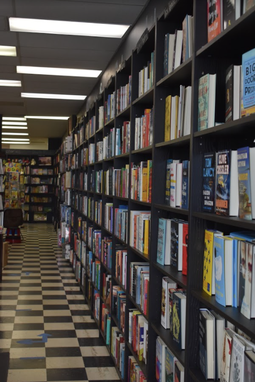 Books & Books offers a wide variety of novels ranging from architecture books, to biographies, to cookbooks, to history books and more.