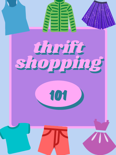 Thrift Shopping 101