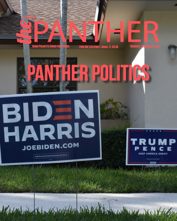 The Panther 2020-2021 Issue 2: Panther Politics
