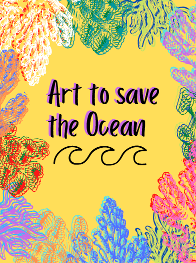 Art To Save The Ocean