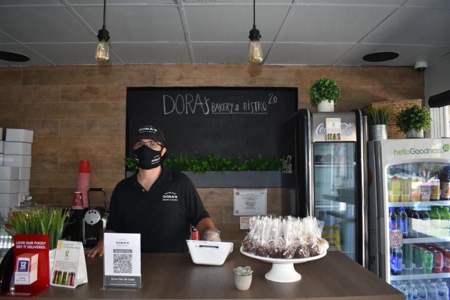 Dora's Bakery & Bistro in Coral Gables specializes in gluten-free desserts.