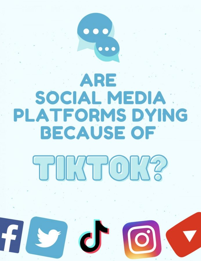 Are Social Media Platforms Dying Because of TikTok?